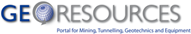 GeoResources - Portal for Mining, Tunnelling, Geotechnics and Equipment